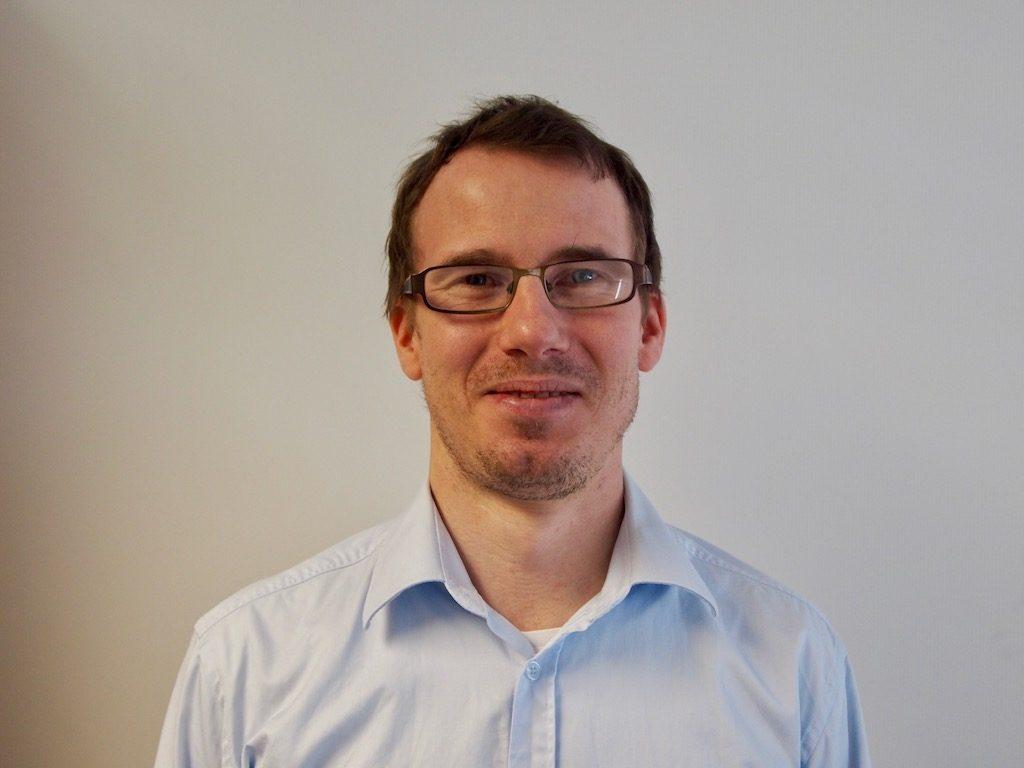 Andreas, ansvarlig for Polen, Baltikum, Frankrike samt oppfølging av kunder